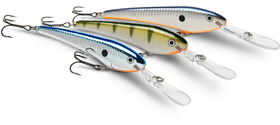 Trolls to Minnow  - Rapala