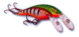 Tail Dancer - Rapala