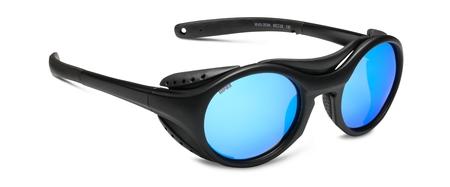 Очки Rapala Black Sportman's Mirror (артикул RVG-203A)