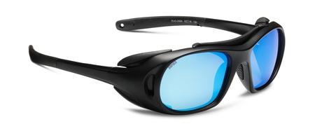 Очки Rapala Black Sportman's Mirror  (артикул RVG-206A)