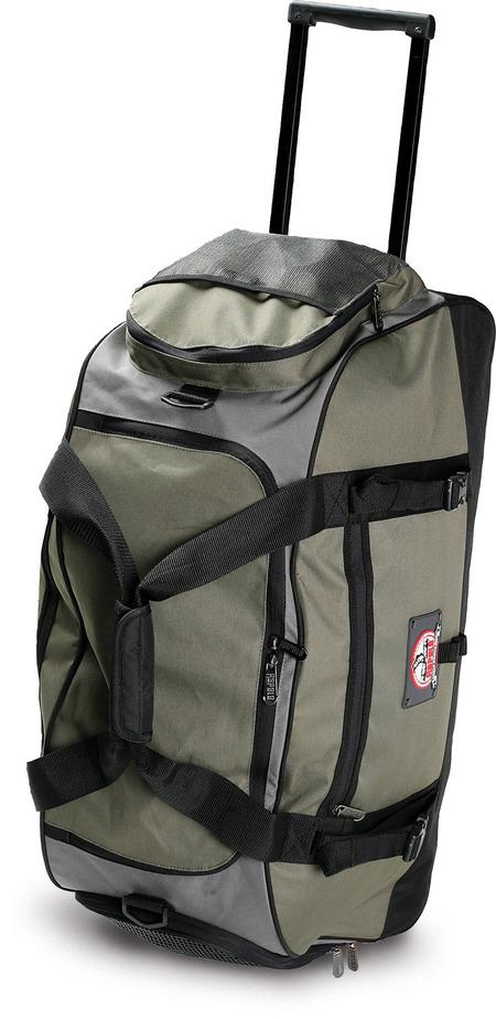 Сумка большая Rapala Roller Duffel Bag (артикул 46003-1)